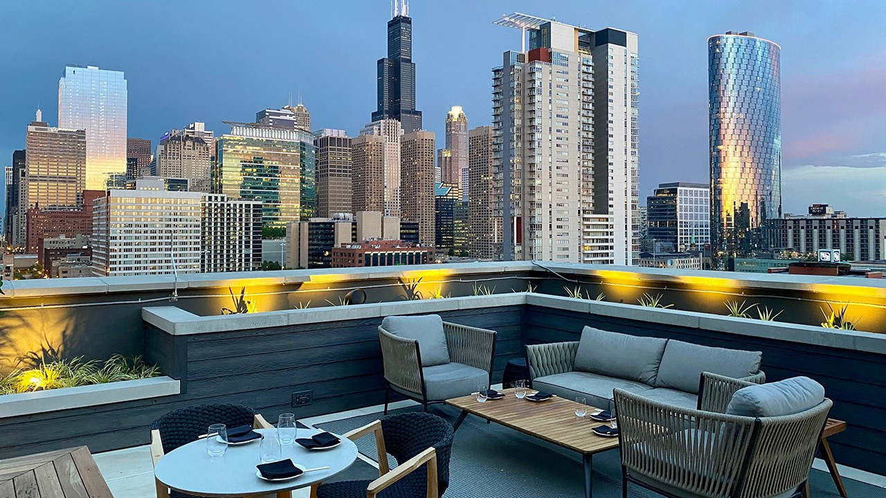 Visit The Rooftop At Nobu Hotels Chicago